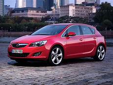 Opel Astra 5 Doors 2009 2010 2011 2012 2013 2014