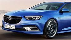 As 237 Podr 237 A Ser El Opel Insignia Opc 2018 161 Y Nos Encanta