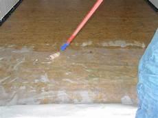 containerboden versiegeln osb platten spanplatten