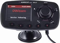 albrecht dr57 digital radio adapter for car radio at