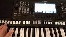 yamaha psr s775 plus styles and voices