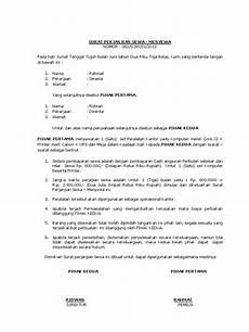 contoh kontrak sewa rumah dalam bahasa inggris situs properti indonesia
