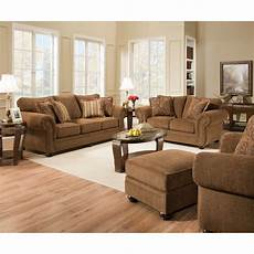 simmons upholstery outback sofa set sofas loveseats at