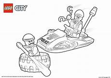 lego city tire escape coloring pages printable