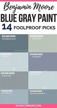 blue gray paint 25 best colors from sherwin williams and benjamin diy decor mom 2020