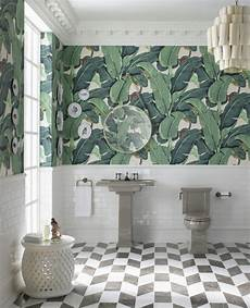 papier peint salle de bain design the playful pattern bathroom trend 3 ways to get inspired