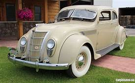 1935 Chrysler C2 Imperial Airflow Coupe  Coches Cl&225sicos