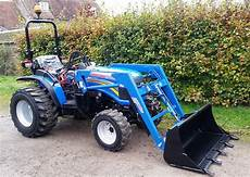 Tallut Machinery Buy New Compact Tractors Solis 26 4wd