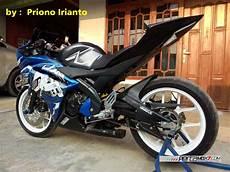 Yamaha Xabre Modif Fairing by Modifikasi Yamaha Vixion Berjubah Fairing R15 V1 0
