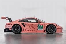 2018 Porsche 911 Rsr Le Mans Race Cars Hiconsumption