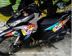 Modif Stiker Vario 150 by Gambar Cutting Sticker Motor Vario 150 Modif