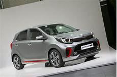 2017 kia picanto revealed at geneva motor show autocar