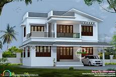 cute 5 bhk house architecture 5 bhk modern flat roof house in an area of 2070 sq ft