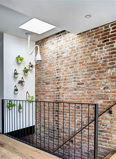 Renovated 1890s Home With Brick Walls By Gradient