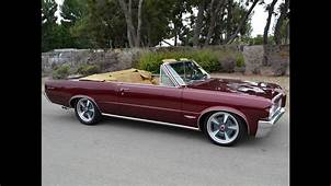 SOLD 1964 Pontiac GTO Resto Mod Convertible For Sale By
