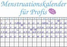 menstruationskalender f 252 r profis