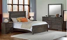 pine ridge 5 piece queen bedroom slate s