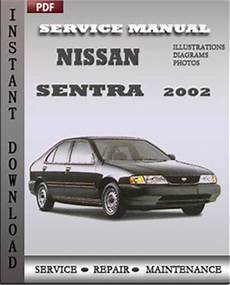 service repair manual free download 2005 nissan sentra parking system nissan sentra 2002 free download pdf repair service manual pdf