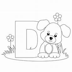 colouring pages for adults of animals letters 17309 animal alphabet letter d is for here s a simple alphabet coloring pages abc coloring