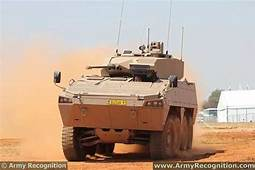 Badger Denel 8x8 Armoured Infantry Fighting Vehicle