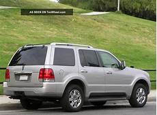 how it works cars 2003 lincoln aviator on board diagnostic system 2003 lincoln aviator california car loaded no