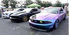 the 2014 mustang show by american muscle cars