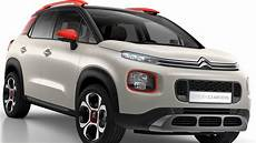 2018 Citroen C3 Aircross New C3 Picasso Successor