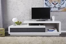 meuble tv hifi meuble tv darwin 170 cm 224 2 tiroirs et 1