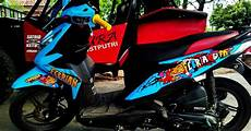 Variasi Beat 2018 by Foto Cutting Sticker Motor Beat 2018 Modif Sticker