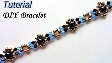 Beading Tutorial Diy Bracelet