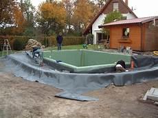 schwimmteich bauen ohne folie schwimmteich bauen selber