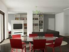 progettare il soggiorno arredaclick come arredare un soggiorno con colonne