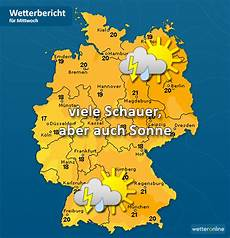 Wetterticker Das Wetter Morgen Erneut Unwettergefahr