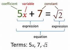 algebra coefficient worksheets 8358 algebraic expressions solutions exles