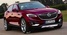 Neue Opel Modelle - opel plans new flagship suv before the end of the decade