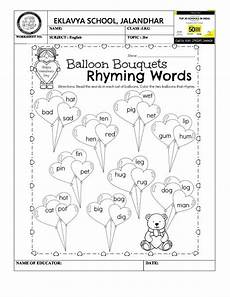 3 letter rhyming words worksheets for kindergarten 23526 worksheet on three letter words pre primary worksheets three letter words rhyming words