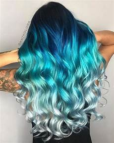 Unique Hair Dye Styles