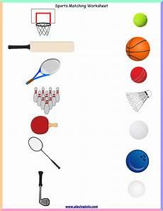 sports balls worksheets 15755 keywords matching activities sports bat toddler free printable preschool file f
