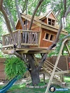 Une Cabane Dans Les Arbres Pour Votre Enfant Cabane