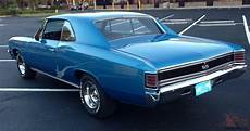 67 Chevy Chevelle Ss For Sale