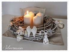 silvermoon shabby adventskranz