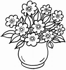 Blumen Ausmalbilder Zum Drucken Mytoys Malvorlagen Blumen Blumenvase Mytoys