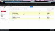 google docs how to tutorial 2012 youtube