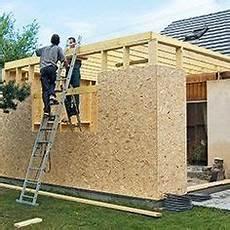 Construire Soi M 234 Me Extension En Bois En 2019