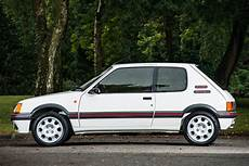 Peugeot 205 Gti 1 9 Sells For 63 361