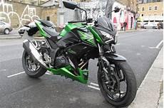 Ride Kawasaki Z300 Review Visordown