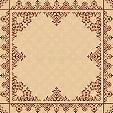 Arabische Muster Malvorlagen Bilder Arabische Verzierung Auf Hellem Beige Muster Vektor