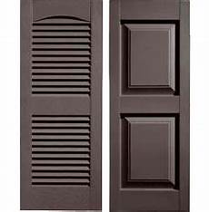musket brown shutter and door house exterior blue