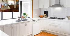Kitchen Transformations Before And After by Before And After Dramatic Diy Kitchen Transformation