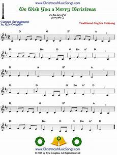 image result for easy songs for clarinet